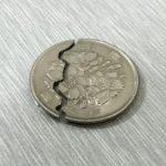 ギミックコイン(手品用コイン)作成で逮捕!!